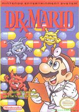 Dr Mario Cover