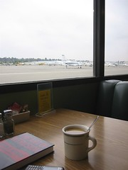 Breakfast at Fullerton Airport