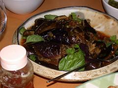 Martin Yan's Szechuan Eggplant