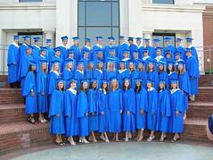 Montgomery Catholic Preparatory School's Class of 2005 1