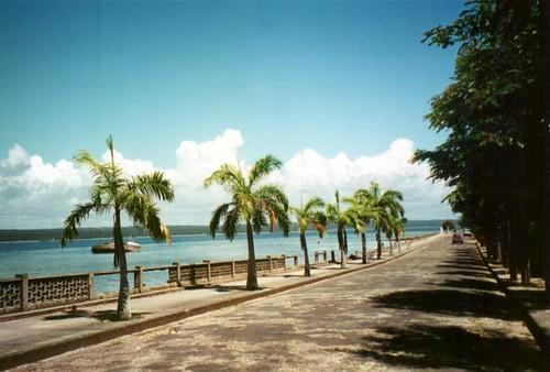 inhambane waterfront
