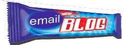 email blog log