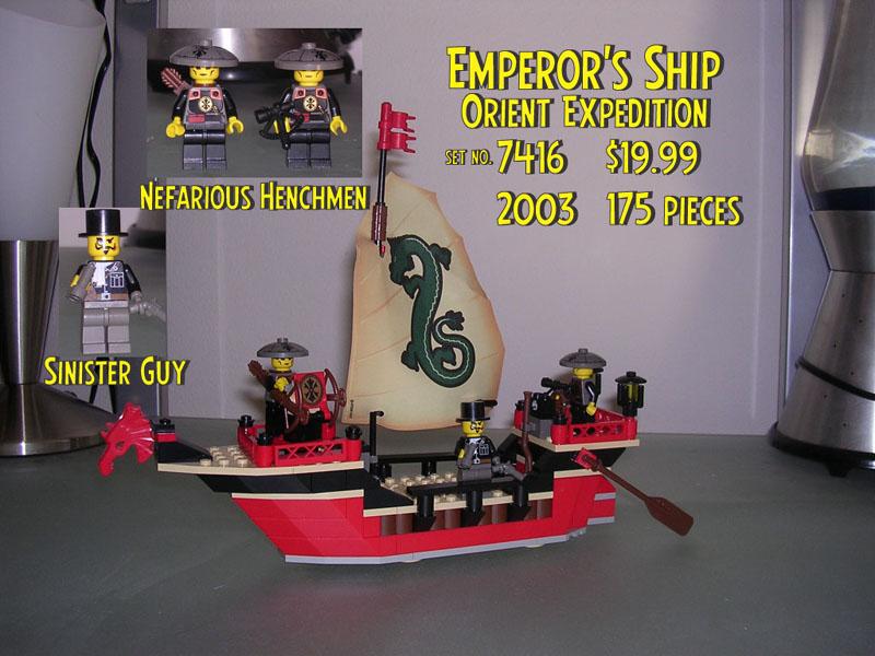 03.7416 emperors ship