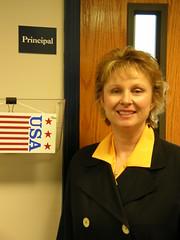 MCPS Welcomes Mrs. Sue Vaughn as High School Principal 1