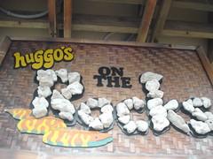 Huggo's on the rocks