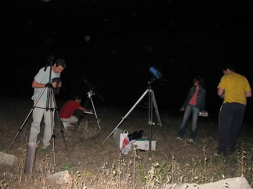 Observación Sierra Grana