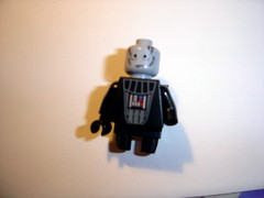 Post Mustafar Anakin Lego