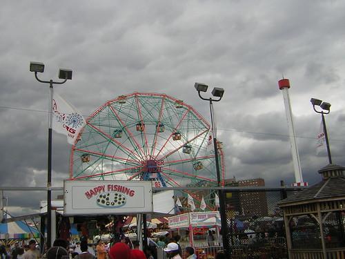 cloudy wheel