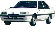 proton iswara sedan