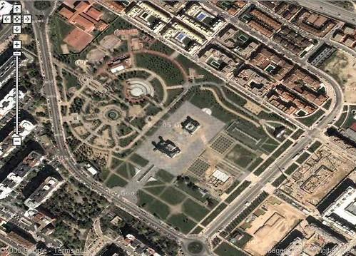 Alcorcón en Google Maps