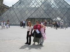 Pýramídinn við Louvre