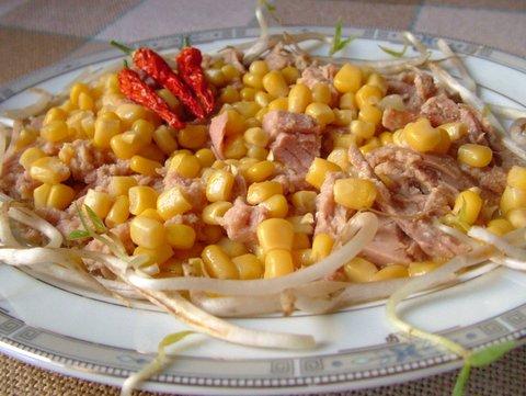 Mısırlı Tonbalık Salatası