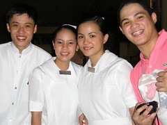 Mervin,ME, Marga and her brother, Carlo