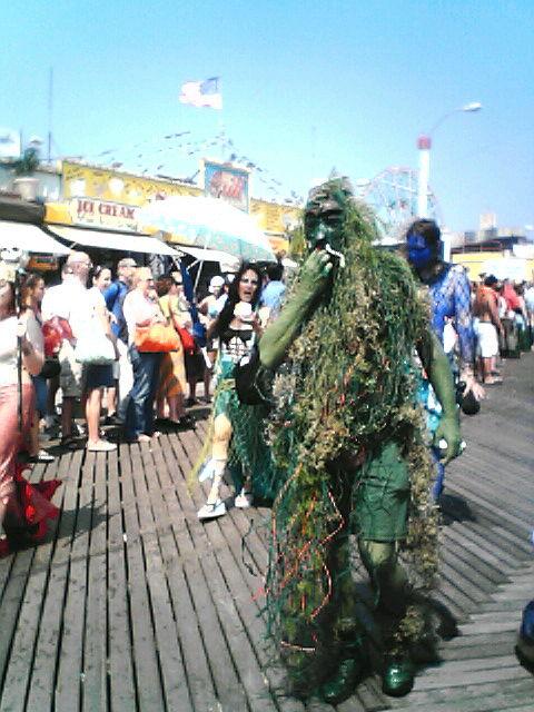 Seaweed Monster