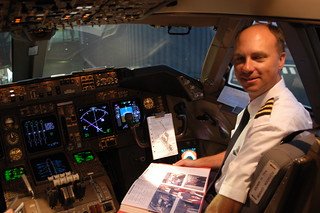 Airplane Cockpit | by adpowers