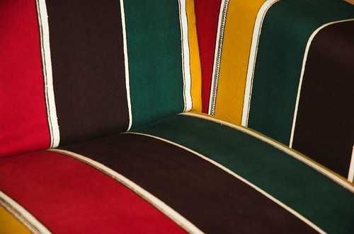 Seat of Many Colours