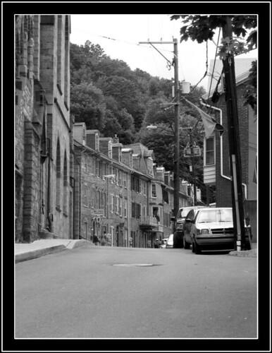 Race St., Jim Thorpe
