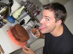 {6-26} birthday cake