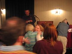 Dream Telepathy contest hugs