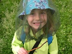 Freya's bug net