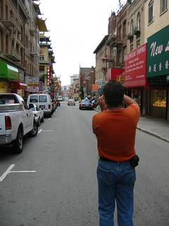 Earl in Chinatown