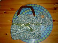 Lisa's birthday bag