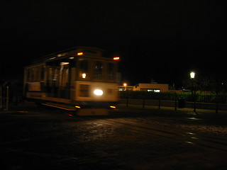 Nocturnal Cable Car