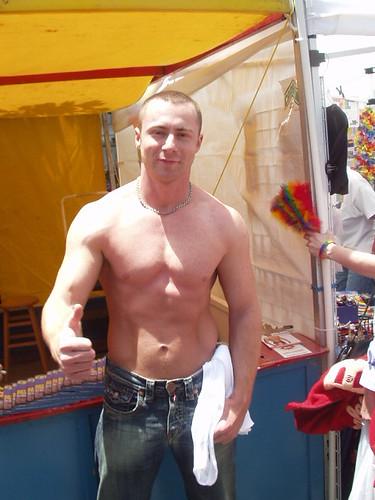 gay porn STAR-MARCO PARIS (SAFE PHOTO) | iHAPPY 2020 PRIDE