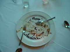 Eaten Anniversary Dessert
