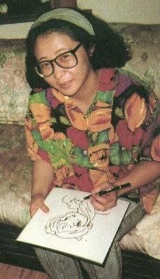 autora japonesa