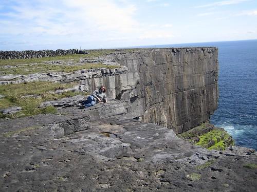 Scogliera ale Isole Aran