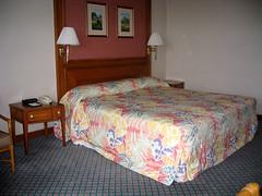 Room 735, Westin Manila