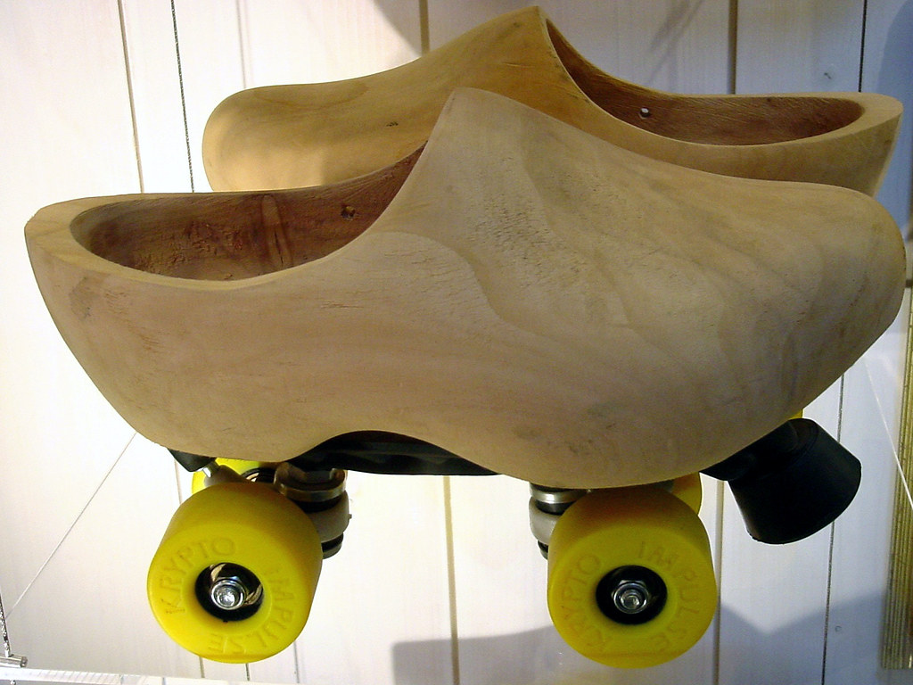 Roller Skate Wheel Shoes