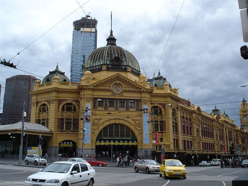 Flinders St. Station | by laszy