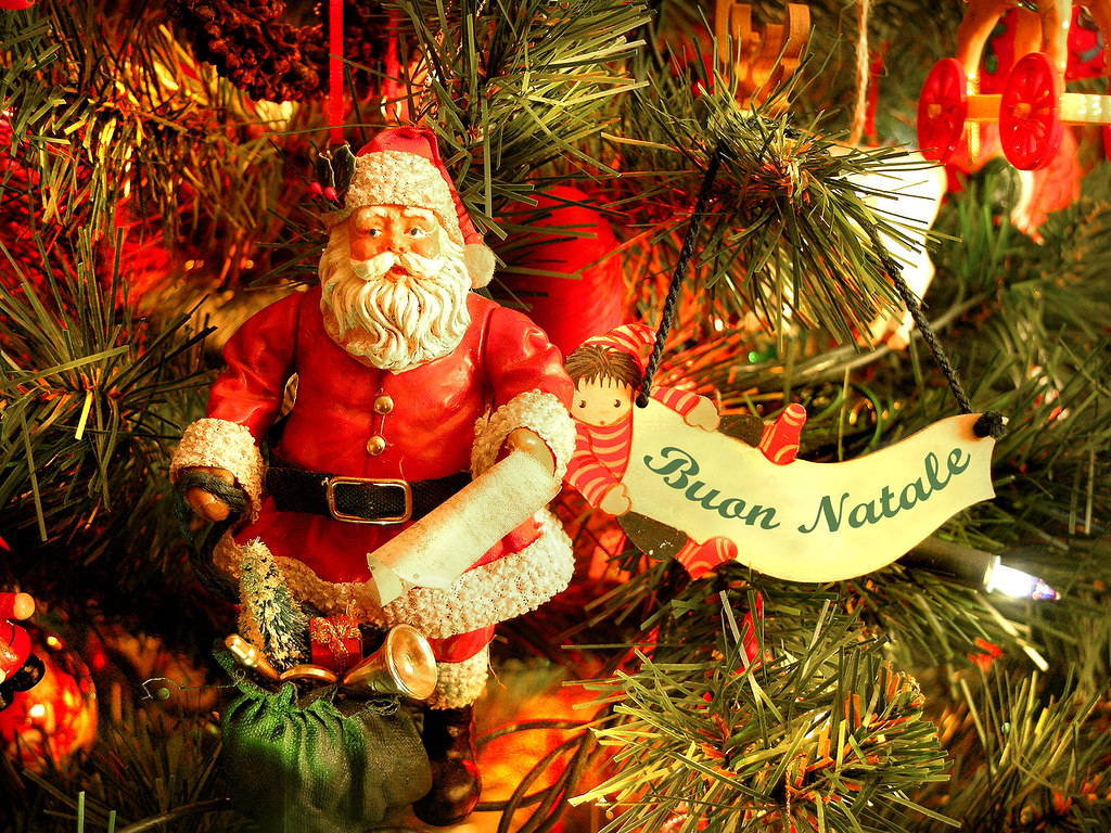 Immagini Natale 1024x768.Buon Natale A Very Merry Christmas To All My Friends Angelo
