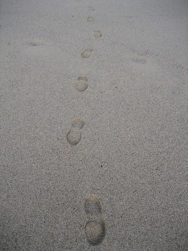 My footstep | by lizze