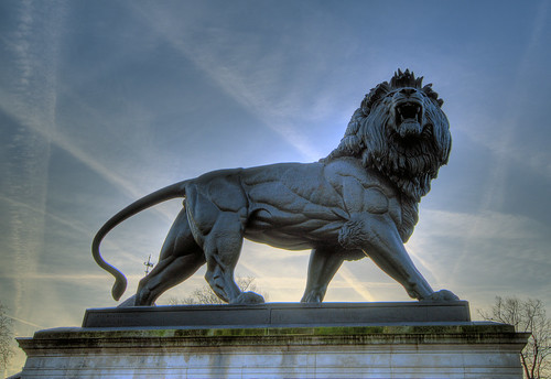 The Maiwand Lion | by H2O Alchemist