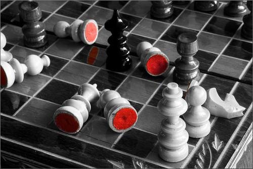A Meeting (Chess IV)