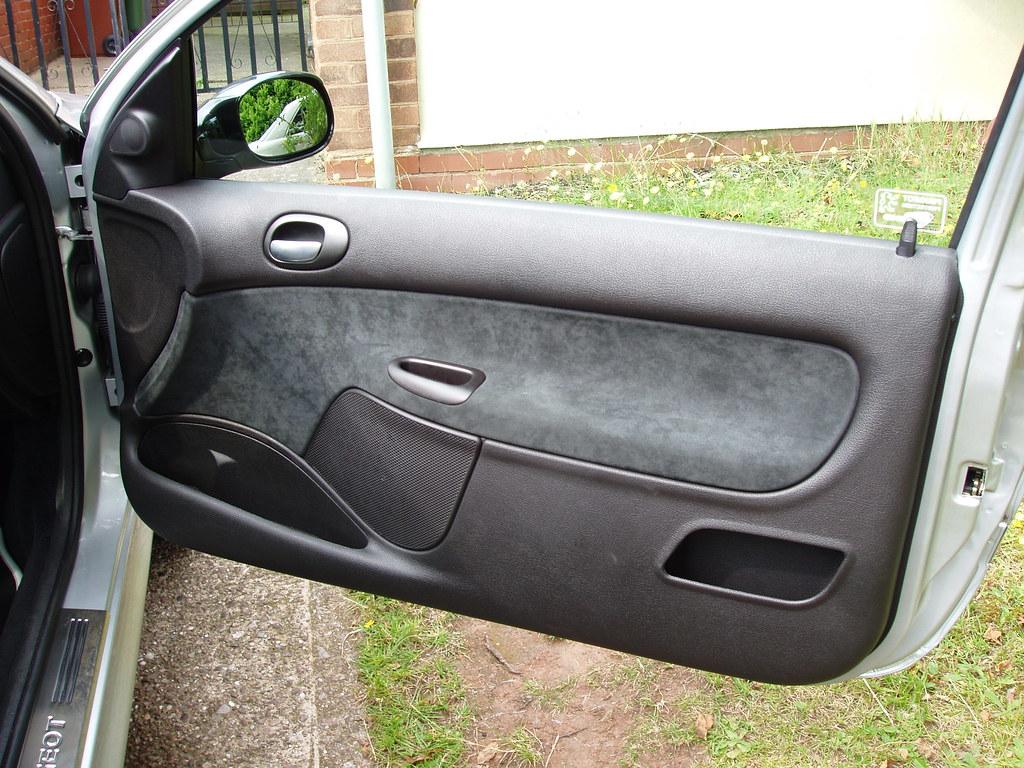 Peugeot 206 Gti 180 Door Interior Brian Flickr