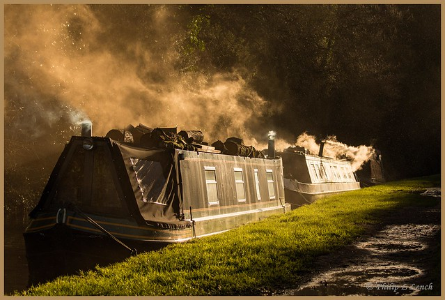 Smokey houseboats 4 [Explored #2 (for a short while) ]