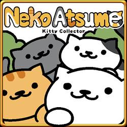 Neko_atsume_logo | by motagirl2