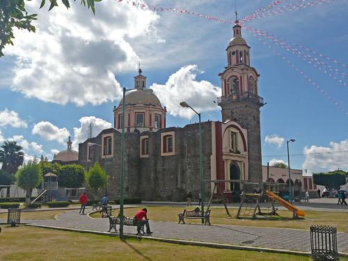 G03 San Andres de Cholula church