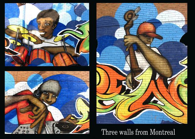 Graffiti (63 - 65)