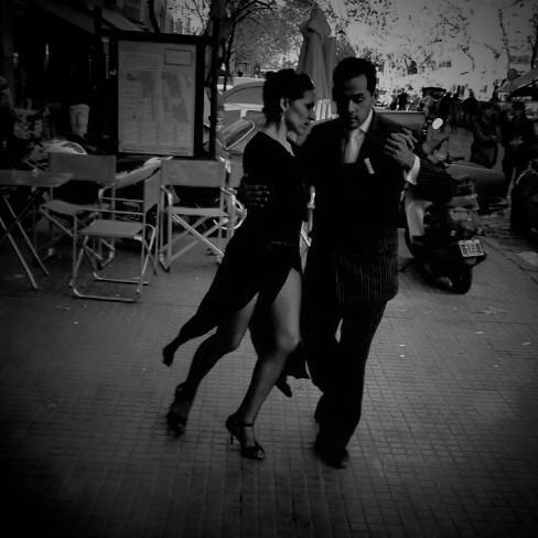 Tango B&W