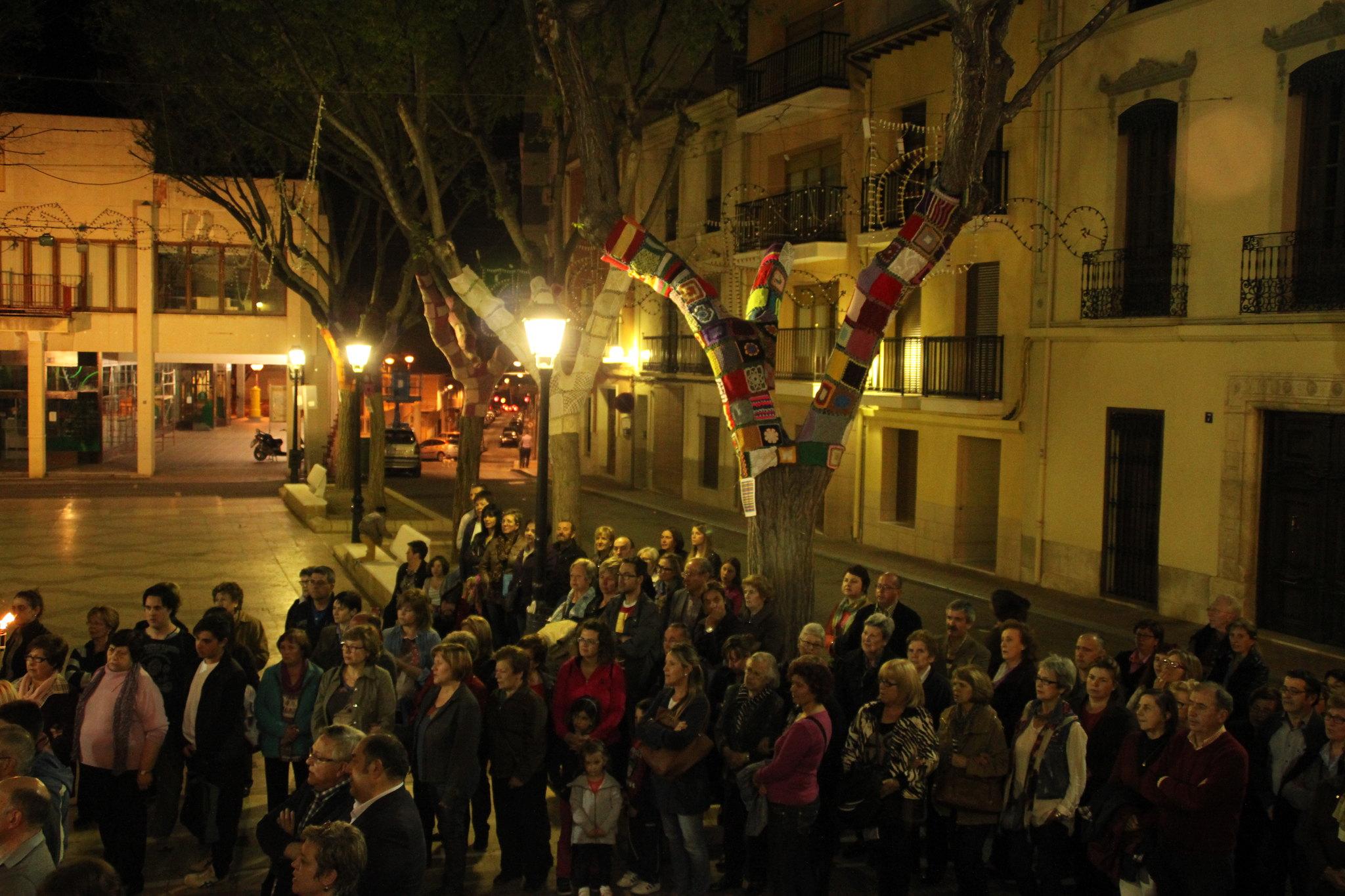 (2014-04-01) -  V Vía Crucis nocturno - Javier Romero Ripoll (68)