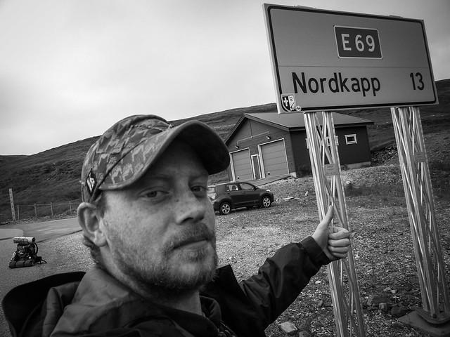 Bientôt le Nordkapp, Norvège
