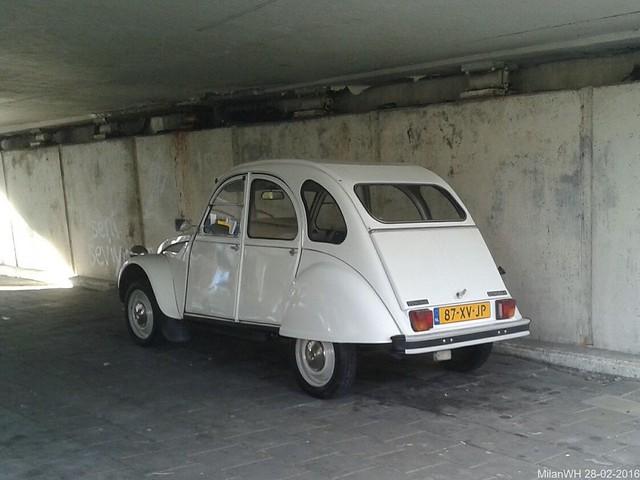 Citroën 2CV6 Club 1986 (87-XV-JP)