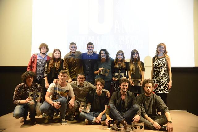 10º Certamen Universitario de Creación Audiovisual Proyecta