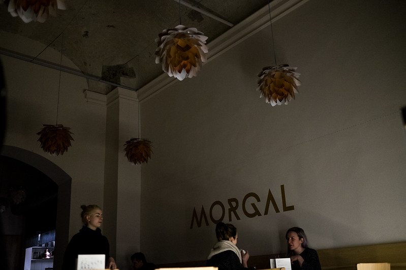 Hodina Země 2016 v café MORGAL