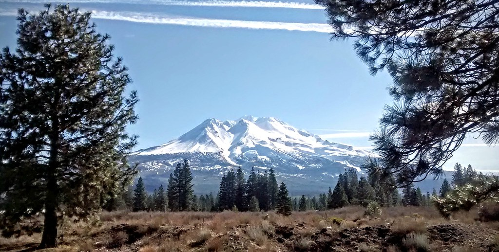 Weed, CA : Mt. Shasta from Weed, CA photo, picture, image (California) at city-data.com